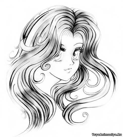 красивые рисунки карандашом аниме для ...: vsyaanimaciya.ru/photo/383-0-14341